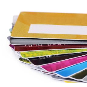 Cartes plastique PVC
